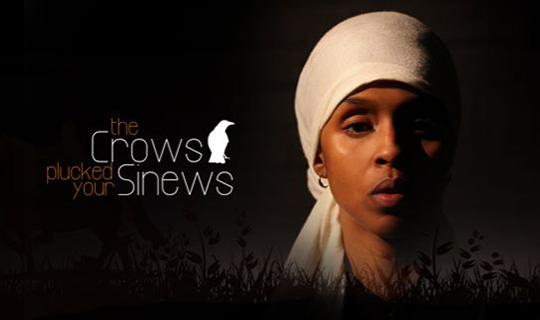 The Crows Plucked Your Sinews