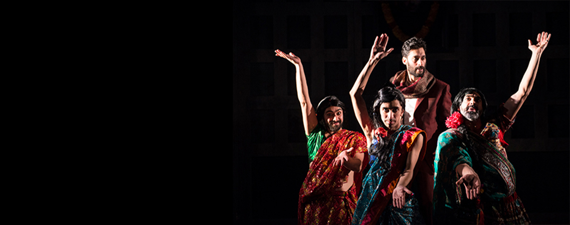 Making an Entrance - Asian Theatre in Britain - BBC Radio 3 - Sun 22 Nov