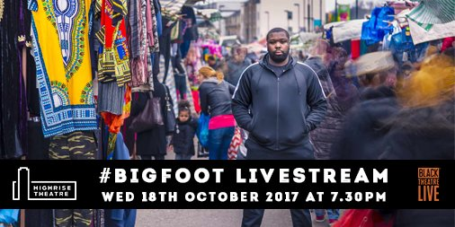 Big Foot livestream on catch-up until Wed 1 Nov '17
