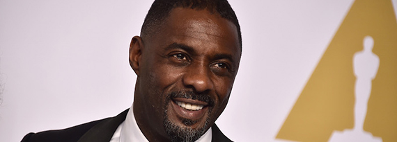 Idris Elba On Diversity - Full Speech