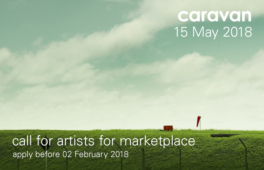 Call Out for artists to participate in the Brighton Festival 2018 caravan marketplace