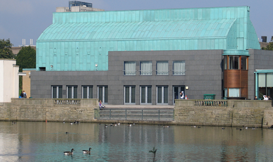 Lakeside Arts Centre