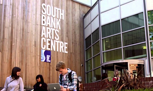South Bank Arts Centre