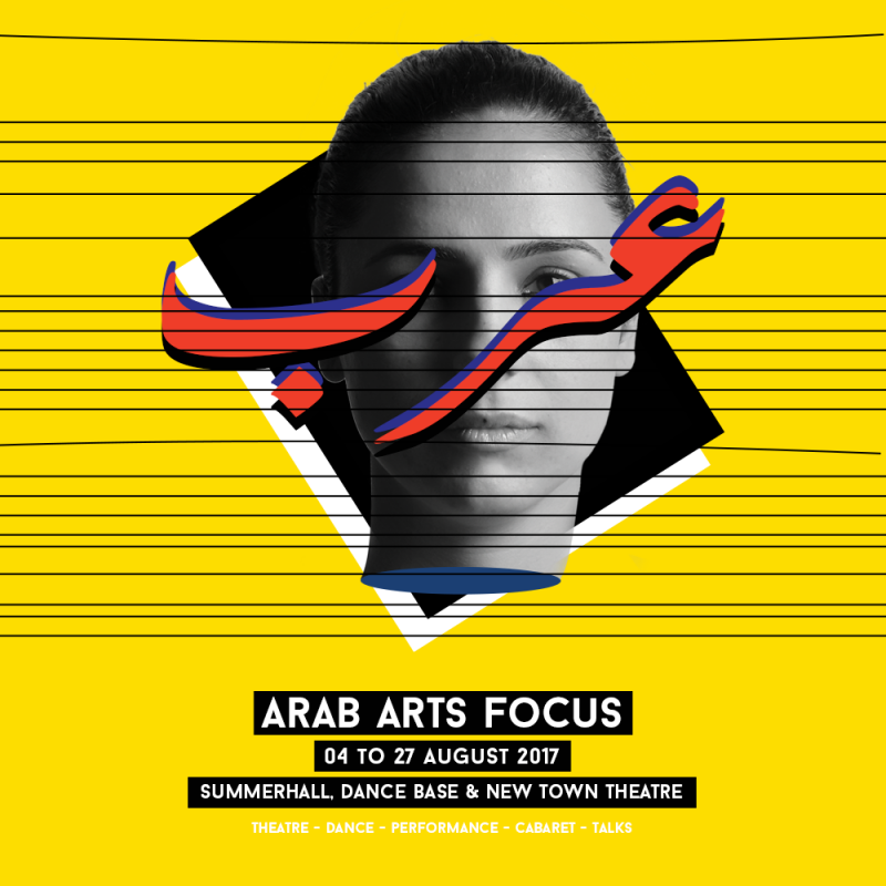 Arab Arts Focus at Edinburgh Fringe 2017